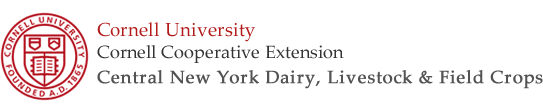 Central New York Dairy & Field Crops